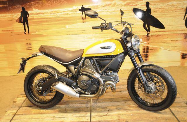 Ducati Scrambler 2015, prezzo scheda tecnica e video