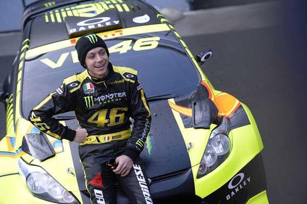 Monza Rally Show 2014: video sorpasso incredibile di Valentino Rossi