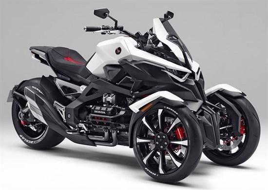 Honda, il Neowing è esercizio di stile, nessuna commercializzazione in Europa