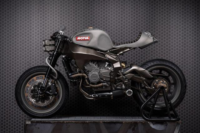 MV Agusta Brutale Onirika 2853: la special Motul per il Motorbike Expo