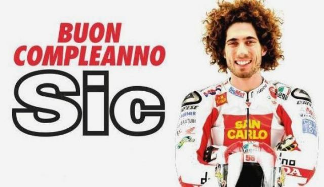 Marco Simoncelli Buon Compleanno Sic In Scena A Milano Il 23 Gennaio
