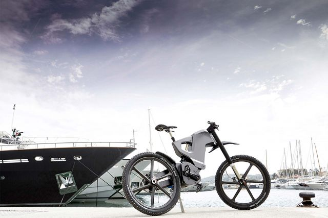 Trefecta Drt L E Bike Quot Da Guerra Quot