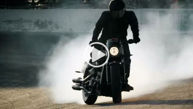 Victory Octane, è burnout da record! VIDEO