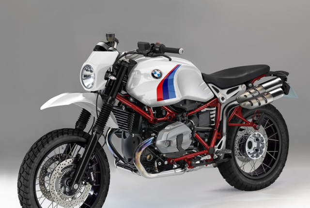BMW R nineT, in arrivo tre nuovi modelli?