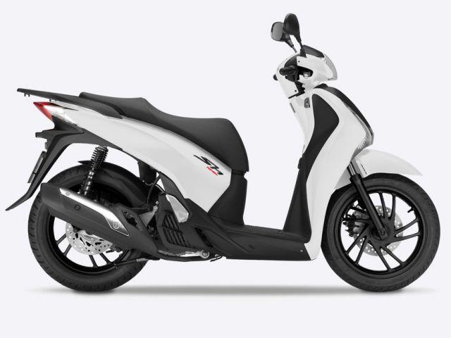 EICMA 2016 - Honda SH 125/150, in arrivo novità