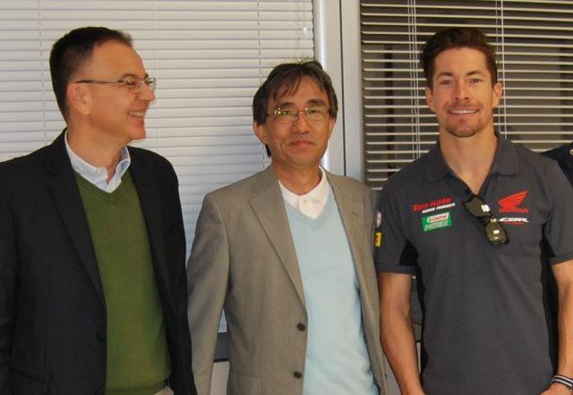 Honda Italia Festeggia I 45 Anni Dello Stabilimento Di Atessa