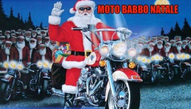 Immagini Babbo Natale In Moto.Babbo Natale Biker Ecco Dove Trovarli Da Bollate A Catania