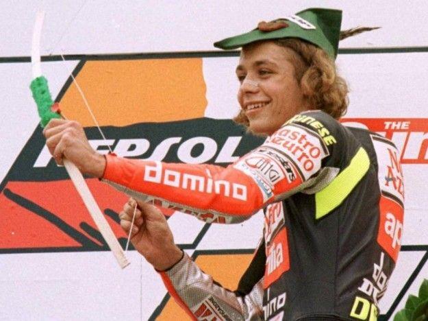 MotoGP Valentino Rossi: compleanno da 38 candeline!