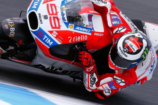 """MotoGP 2017, Lorenzo: """"Abbiamo terminato il test in maniera abbastanza positiva"""""""