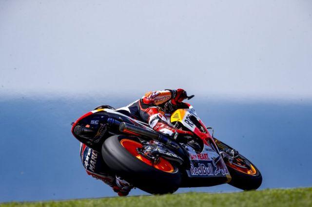 """MotoGP 2017, test Australia, Marquez: """"Bisogna lavorare molto sull'elettronica"""""""