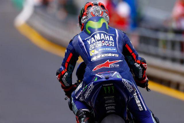 MotoGP 2017, test Australia: Vinales il più veloce, Rossi ottavo