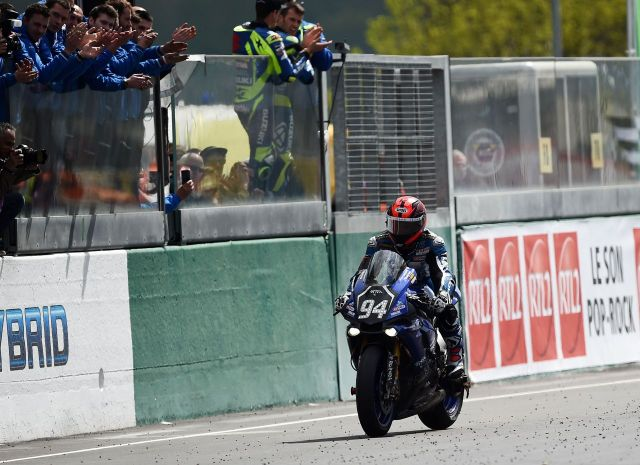 24 Ore di Le Mans, Yamaha GMT94 vince con Niccolò Canepa