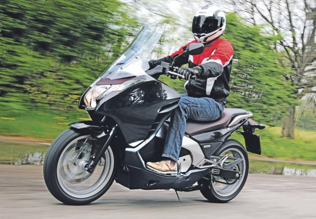 Honda Integra Usata Moto Idea Di Immagine Del Motociclo