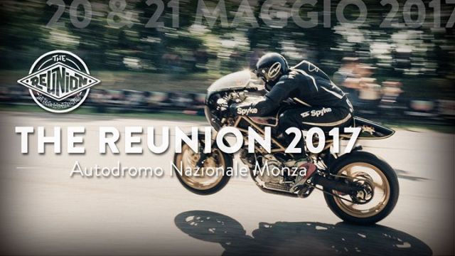 The Reunion, moto e street food