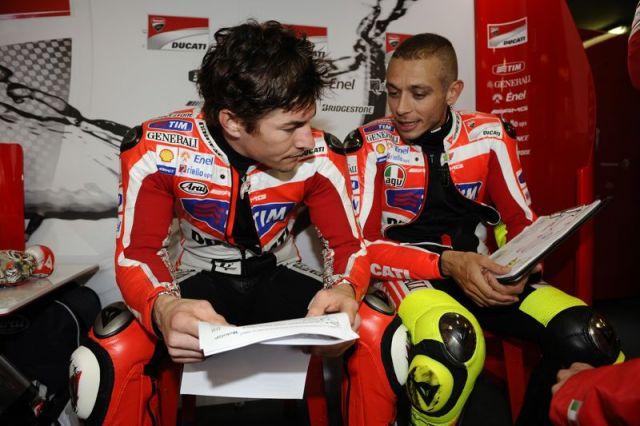 """Incidente Nicky Hayden, Valentino Rossi: """"Siamo tutti con te"""""""