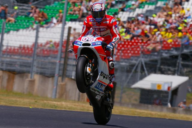 MotoGP al Mugello: vince Dovizioso, Rossi quarto. Classifica e calendario