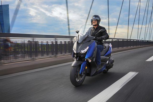 Yamaha Xmax 400 my 2018, prezzo e caratteristiche