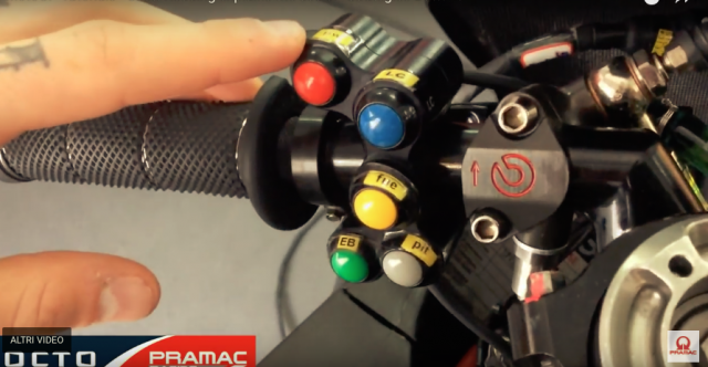 MotoGP, Redding spiega i comandi della Ducati Desmosedici VIDEO