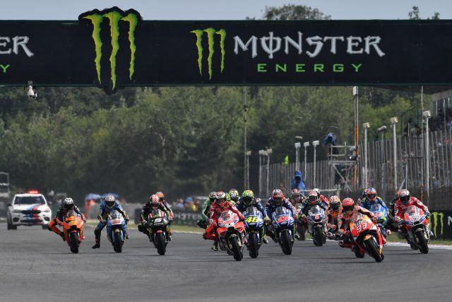 MotoGP 2017 orari TV. I numeri del GP d'Austria