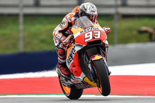 MotoGP 2017 Austria, risultati fp3: primo Marquez, Rossi quinto. Orari diretta TV in chiaro