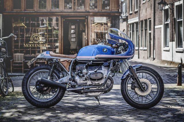 Fuoriserie: la BMW R100 di Wrench Kings