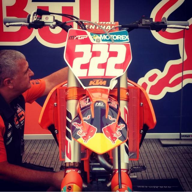 Motocross, Mxgp: Tony Cairoli conquista il nono titolo mondiale