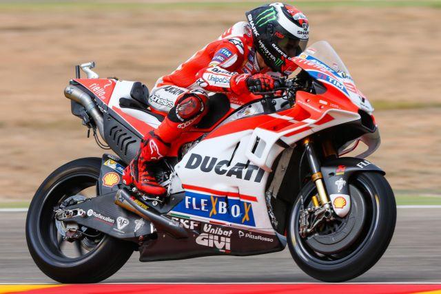 MotoGP Aragon: Jorge Lorenzo