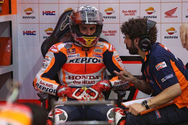 MotoGP Aragon 2017: vittoria di Marquez, Rossi 5º, Dovi 7º