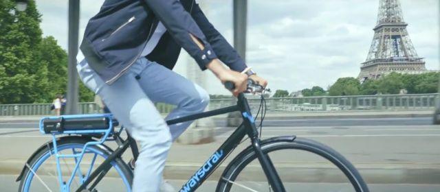 Michelin elettrifica le bici con E-Drive
