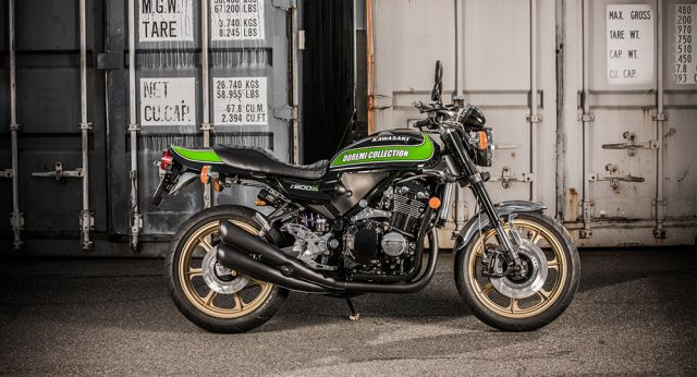 Kawasaki Z 900 RS by Doremi Collection