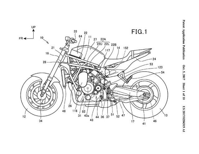 Honda ha pronta una naked con motore turbo?