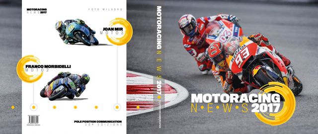 Motoracing News 2017, il libro sul Motomondiale