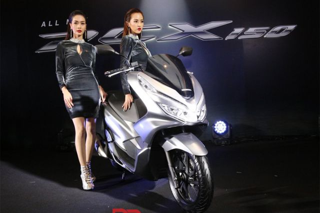 Honda Forza 300 2019 >> Honda PCX 150 my 2018: nuova versione in Indonesia