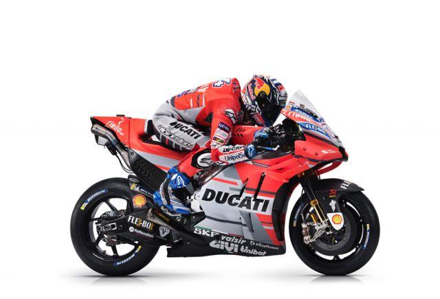 Ducati Desmosedici 2018, caratteristiche tecniche e gallery completa