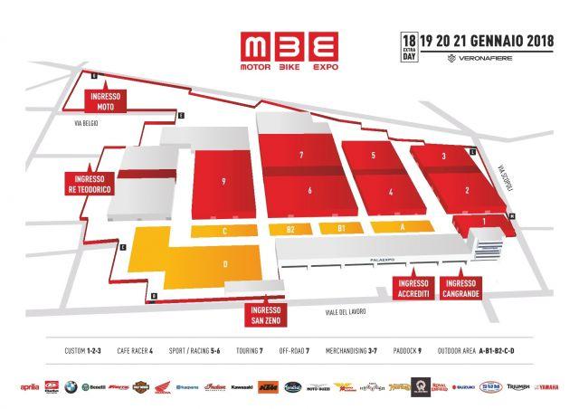 Motor Bike Expo 2018 Verona: biglietti, date e programma
