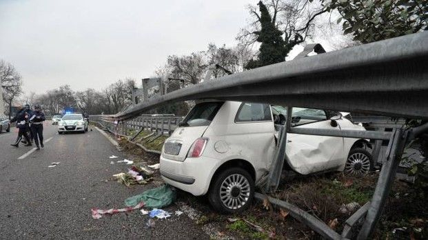 Guard Rail assassini: quattro indagati a Milano