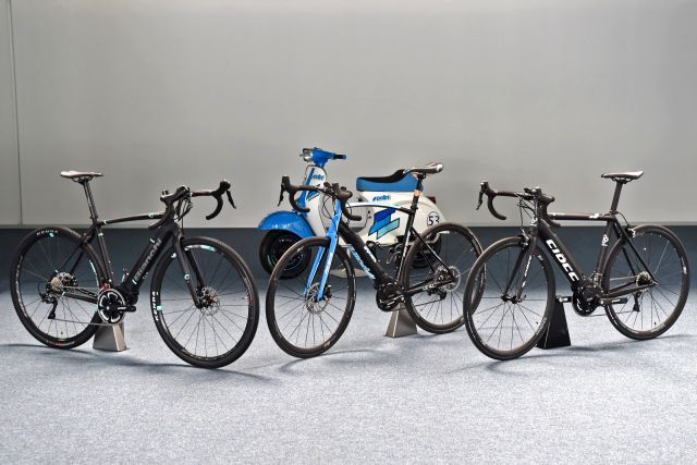 Polini Ep 3 Un Grande Cuore Per Le E Bike Sportive