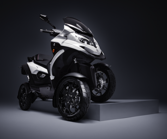 Quadro Vehicles per Cuori Volanti