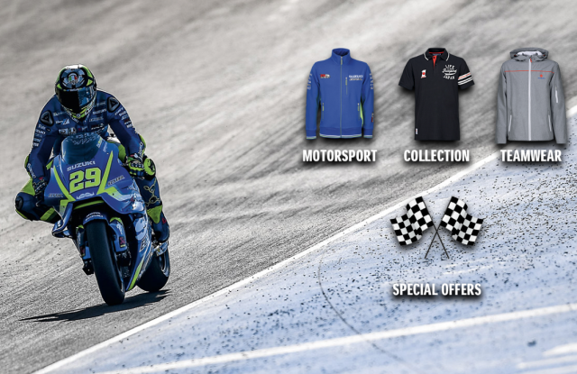È online la Suzuki Collection 2018