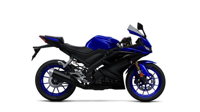 yamaha yzf r125  Yamaha YZF-R125 2019, la sportivetta è ancora più grintosa