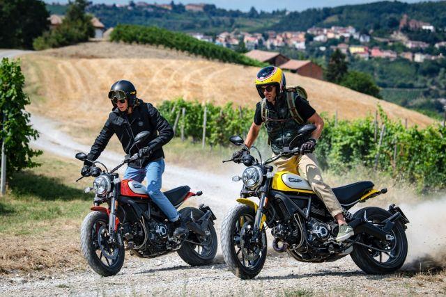 Ducati Scrambler Icon 2019 Ecco Cosa Cambia