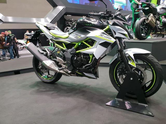 Colonia 2018 Kawasaki Z 125 E Ninja 125 Dati Tecnici