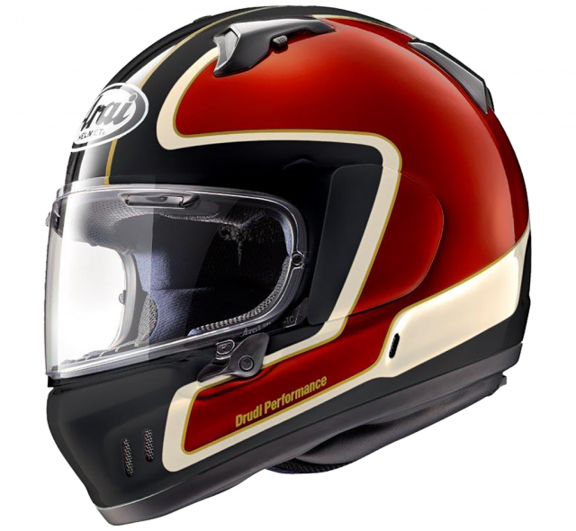 Nuovo Renegade V by Arai