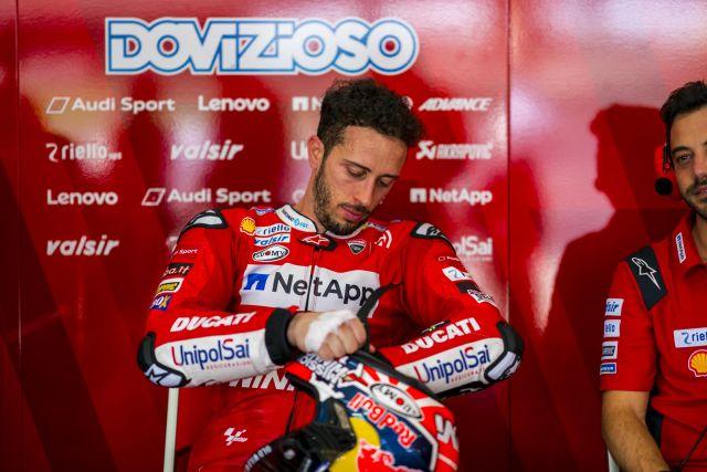 """MotoGP 2019, Dovizioso: """"Troppo presto per capire il passo degli avversari"""""""