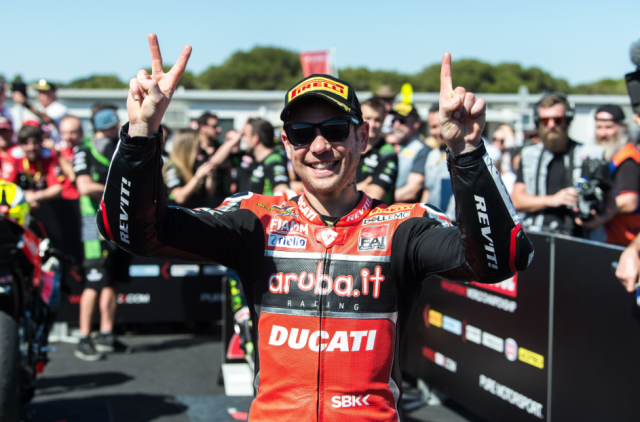 "SBK 2019 Phillip Island – Ducati, Bautista: ""Weekend perfetto"""