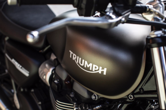 Riding Evolution Tour, test ride itineranti by Triumph