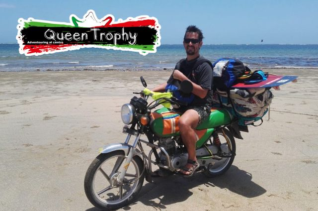 Queen Trophy 2019, in viaggio con Francesco Colombo