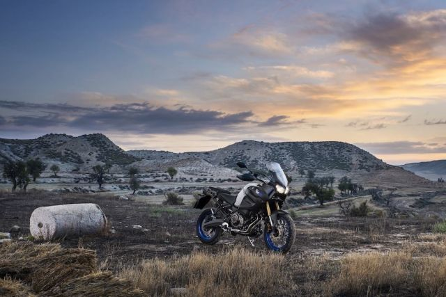 Blue Bike Camp, il mondo adventure secondo Yamaha