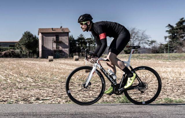 Colnago E64, l'evoluzione della bici da corsa