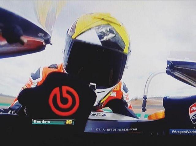 Saperne di più: a cosa serve il polsino sulla pompa freno delle MotoGP